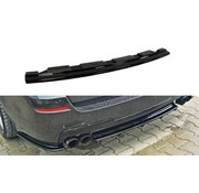 Maxton Design Maxton Design CENTRAL REAR DIFFUSER BMW 5 F11 M-PACK - without vertical bars (fits two double exhaust ends)