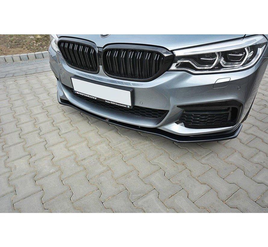Maxton Design FRONT SPLITTER V.1 BMW 5 G30/ G31 M-Pack