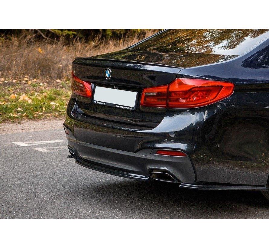Maxton Design CENTRAL REAR DIFFUSER BMW 5 G30/ G31 M-Pack