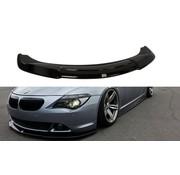 Maxton Design Maxton Design FRONT SPLITTER BMW 6 E63 / E64 (PREFACE MODEL) v.2