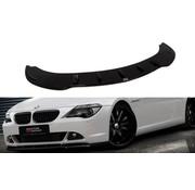 Maxton Design Maxton Design FRONT SPLITTER BMW 6 E63 / E64 (PREFACE MODEL) v.1