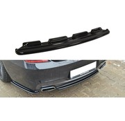 Maxton Design Maxton Design CENTRAL REAR DIFFUSER BMW 6 Gran Coupé MPACK (without vertical bars)