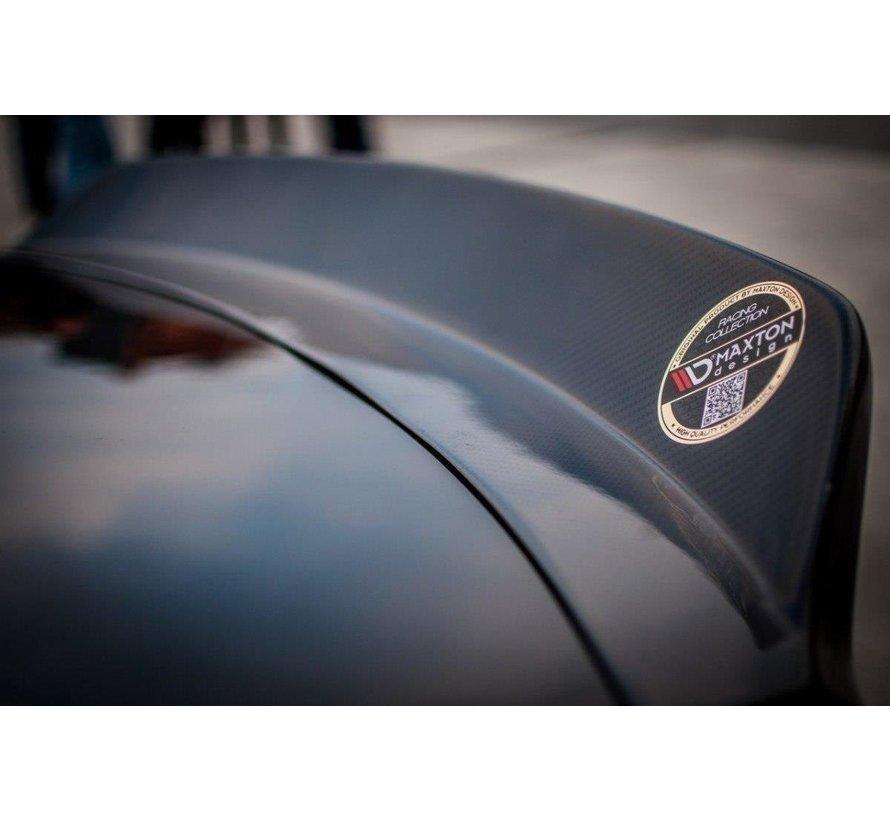 Maxton Design DUCKTAIL SPOILER BMW M3 E92