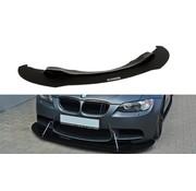 Maxton Design Maxton Design FRONT RACING SPLITTER BMW M3 E92 / E93 (PREFACE MODEL)