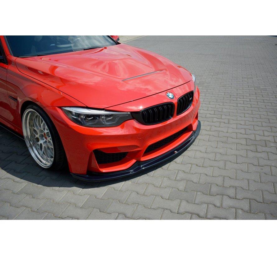 Maxton Design FRONT SPLITTER V.1 BMW M3 F80