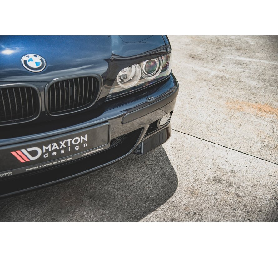Maxton Design Front Side Splitters BMW M5 E39