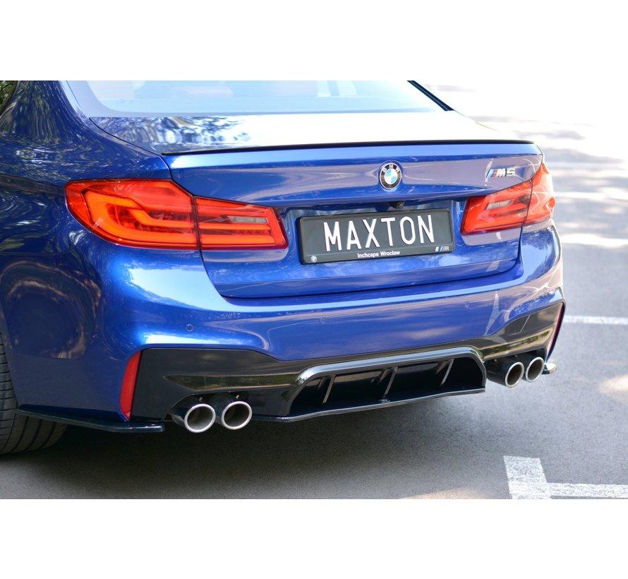 Maxton Design CENTRAL REAR DIFFUSER BMW M5 F90