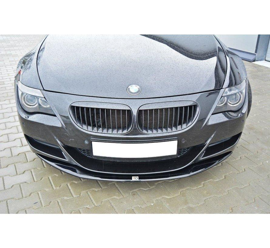 Maxton Design FRONT SPLITTER V.1 BMW M6 E63