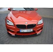 Maxton Design Maxton Design FRONT SPLITTER BMW M6 GRAN COUPÉ