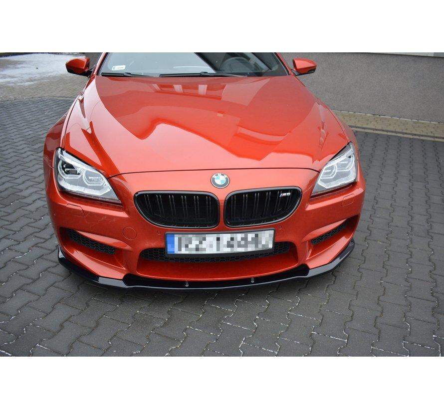 Maxton Design FRONT SPLITTER BMW M6 GRAN COUPÉ