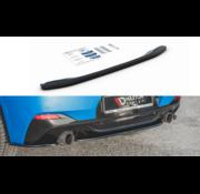 Maxton Design Maxton Design CENTRAL REAR DIFFUSER BMW X2 F39 M-Pack
