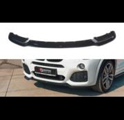 Maxton Design Maxton Design FRONT SPLITTER BMW X3 F25 M-Pack Facelift