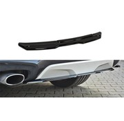 Maxton Design Maxton Design CENTRAL REAR DIFFUSER BMW X4 M-PACK (without a vertical bar)