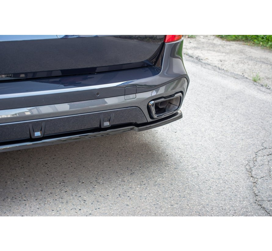 Maxton Design CENTRAL REAR DIFFUSER BMW X5 G05 M-pack
