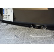 Maxton Design Maxton Design CENTRAL REAR DIFFUSER DODGE CHALLENGER MK3. PHASE-I SRT8 COUPE (without vertical bars)