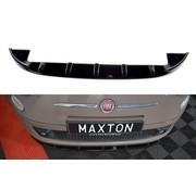 Maxton Design Maxton Design FRONT SPLITTER V.1 FIAT 500 HATCHBACK PREFACE