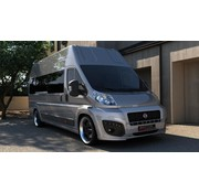 Maxton Design Maxton Design FRONT BUMPER FIAT DUCATO III WITHOUT LED