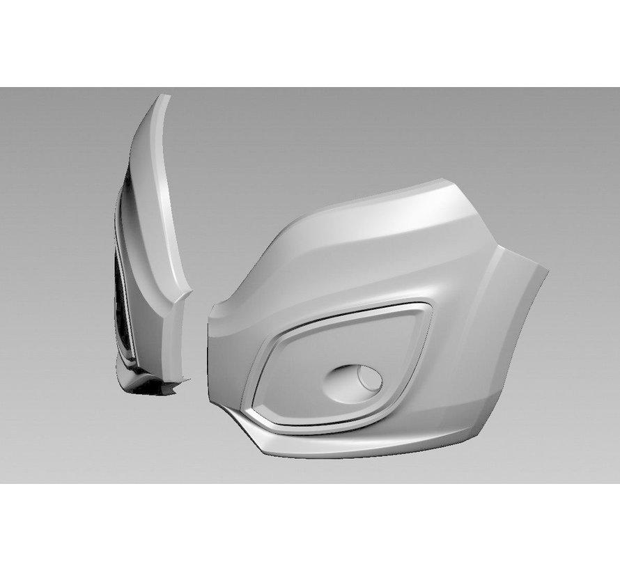 Maxton Design FRONT BUMPER FIAT DUCATO III (FACELIFT)
