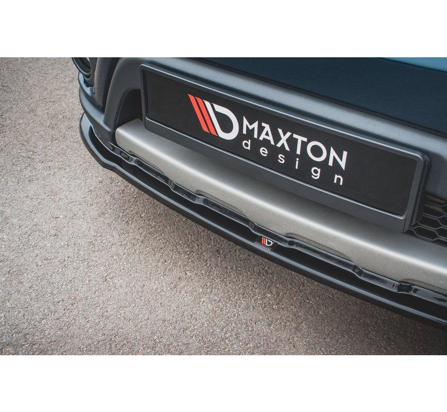 Maxton Design FRONT SPLITTER Fiat Freemont