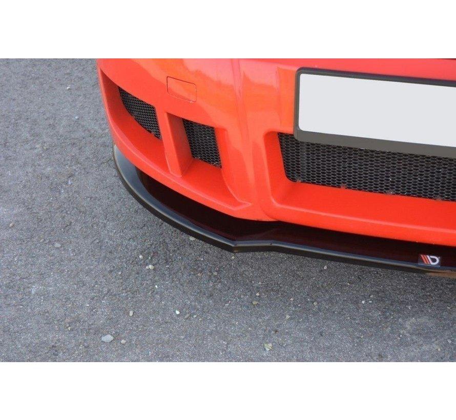 Maxton Design FRONT SPLITTER FIAT STILO SCHUMACHER VERSION