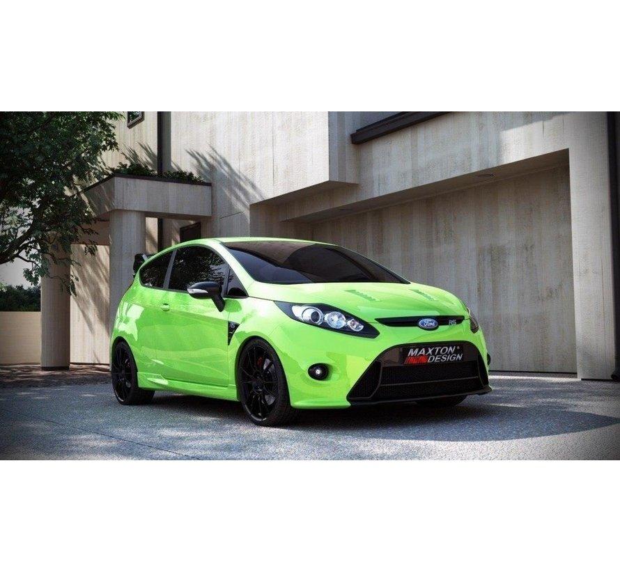 Maxton Design FRONT BUMPER (RS Look) Ford Fiesta Mk7