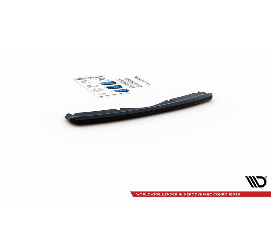 Maxton Design CENTRAL REAR DIFFUSER Ford S-Max Vignale Mk2 Facelift