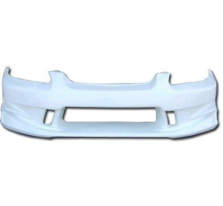Maxton Design FRONT BUMPER 1 HONDA CIVIC VI PREFACE MODEL