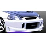 Maxton Design Maxton Design FRONT BUMPER 2 HONDA CIVIC VI PREFACE MODEL