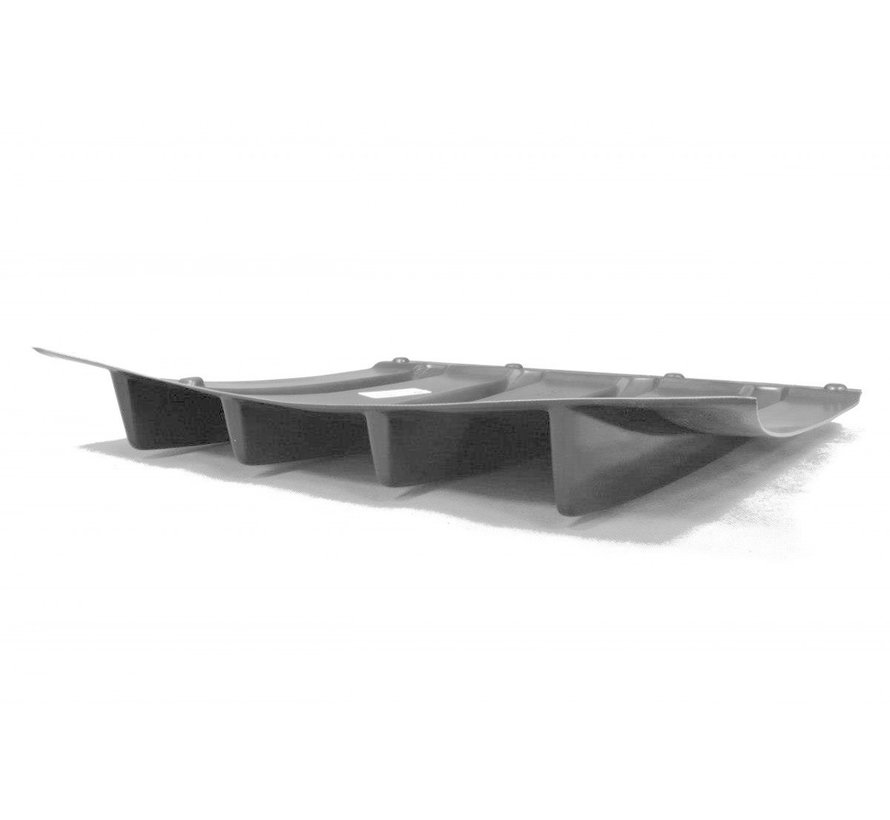 Maxton Design REAR DIFFUSER  HONDA CIVIC IX TYPE R
