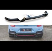 Maxton Design Maxton Design CENTRAL REAR DIFFUSER Hyundai I30 N Mk3 Hatchback