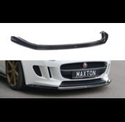 Maxton Design Maxton Design FRONT SPLITTER V.1 JAGUAR F-TYPE