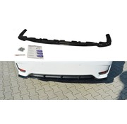 Maxton Design Maxton Design CENTRAL REAR DIFFUSER Lexus CT Mk1 Facelift (without vertical bars)