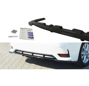 Maxton Design Maxton Design CENTRAL REAR DIFFUSER Lexus CT Mk1 Facelift (with vertical bars)