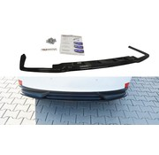 Maxton Design Maxton Design CENTRAL REAR DIFFUSER Lexus IS Mk3 H (without vertical bars)