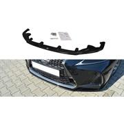 Maxton Design Maxton Design FRONT SPLITTER V.1 Lexus IS Mk3 Facelift F-Sport