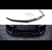 Maxton Design Maxton Design FRONT SPLITTER Lexus LS Mk4 Facelift