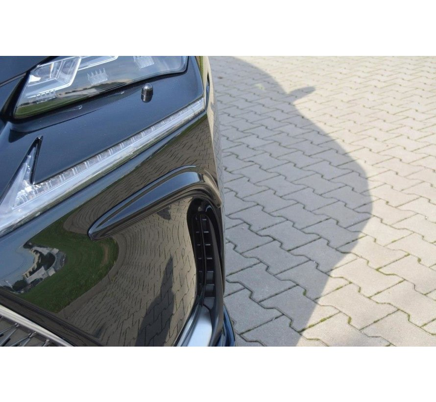 Maxton Design Frames for lights Lexus NX Mk1