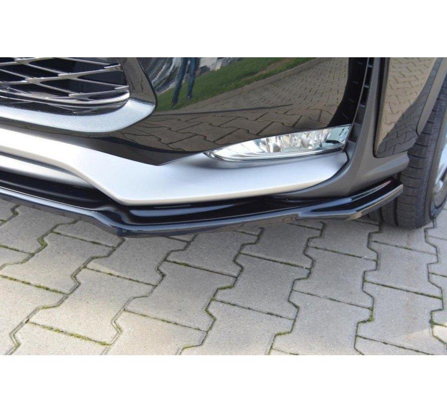 Maxton Design FRONT SPLITTER V.1 Lexus NX Mk1 F-Sport