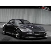 Maxton Design Maxton Design FRONT BUMPER MASERATI 4200 GT SPYDER & COUPE