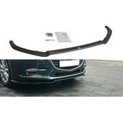Maxton Design Maxton Design FRONT SPLITTER v.1 Mazda 3 BN (Mk3) Facelift