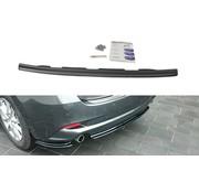 Maxton Design Maxton Design CENTRAL REAR DIFFUSER Mazda 3 BM (Mk3) Facelift (without vertical bars)