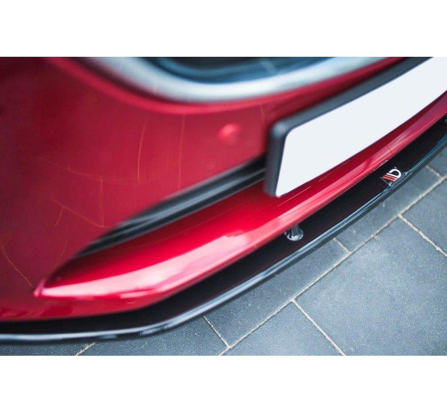 Maxton Design FRONT SPLITTER V.1 Mazda 6 GJ (Mk3) Facelift
