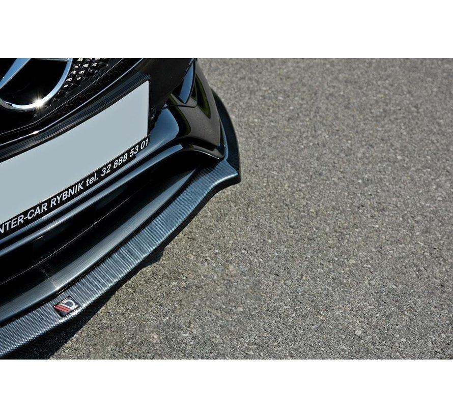 Maxton Design FRONT SPLITTER V.1 Mercedes A W176 AMG Facelift
