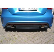 Maxton Design Maxton Design CENTRAL REAR DIFFUSER (WITHOUT VERTICAL BARS) MERCEDES-BENZ W176 AMG-LINE PREFACE