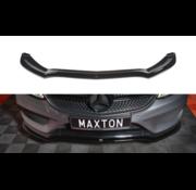 Maxton Design Maxton Design FRONT SPLITTER V.1 MERCEDES- BENZ C-CLASS W205 COUPE AMG-LINE