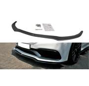 Maxton Design Maxton Design FRONT SPLITTER V.1 Mercedes C-class C205 63AMG Coupe