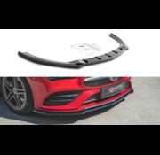 Maxton Design Maxton Design FRONT SPLITTER V.1 Mercedes-Benz CLA AMG-Line C118