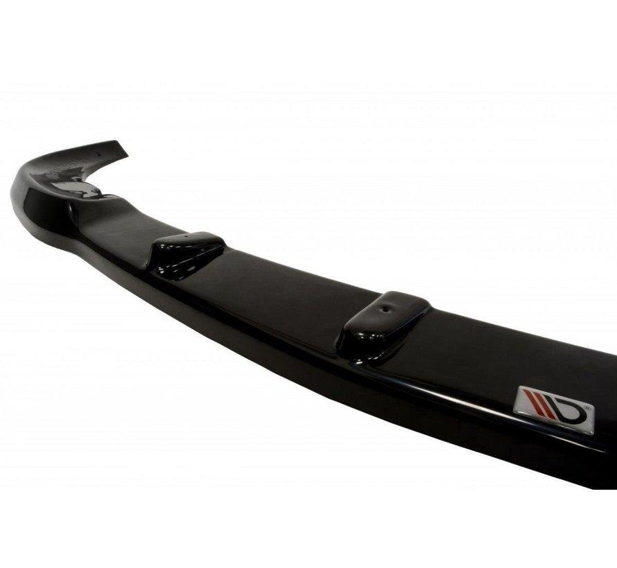 Maxton Design FRONT SPLITTER MERCEDES CLK W209 FOR AMG