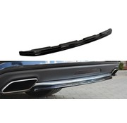 Maxton Design Maxton Design CENTRAL REAR DIFFUSER MERCEDES CLS C218 (without a vertical bar) AMG LINE