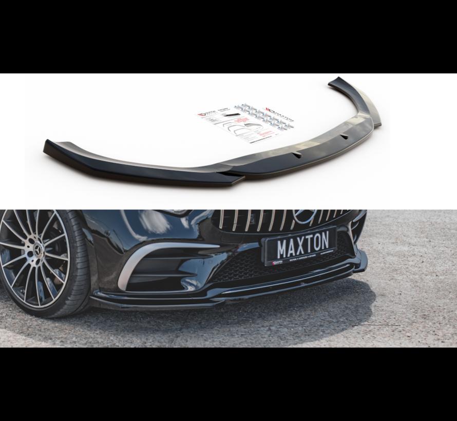 Maxton Design FRONT SPLITTER V.1 Mercedes-Benz CLS AMG-Line C257